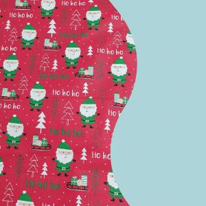 Bawełna wzory świąteczne