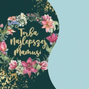 Panele na Torby 40x50 - Dla Mamy - Dzień Matki